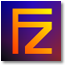 Filezilla - FTP programma