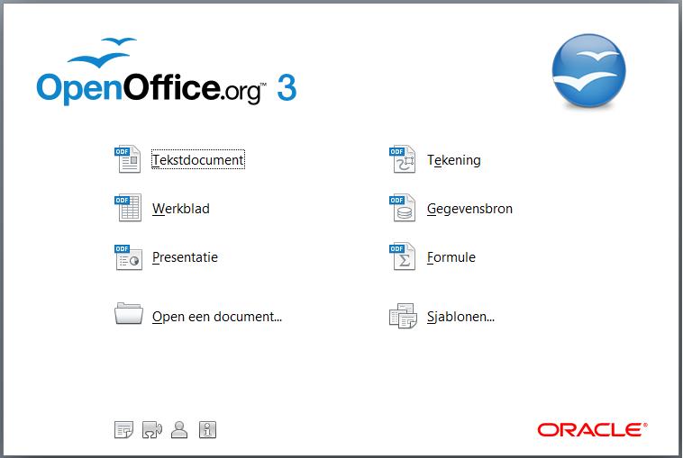 startcentrum OOo 3.2.1