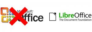 overstappen van microsoft office naar libreoffice